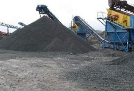 Cupru Min Abrud, licitatie pentru vanzarea a 17.000 tone de concentrat de cupru
