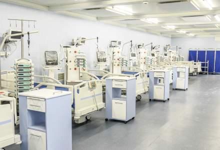 O companie românească a proiectat 7 spitale modulare de la începutul pandemiei în România