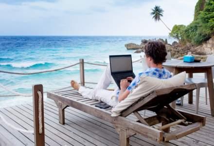 Topul celor mai frumoase locuri din care să lucrezi, dacă ai un job remote