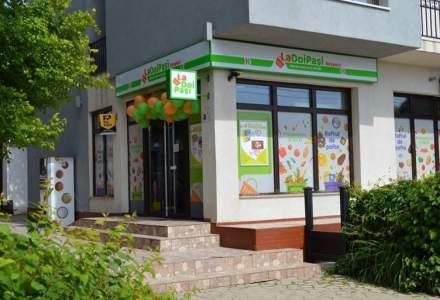 LaDoiPași a ajuns la peste 1.400 de magazine în toată țara