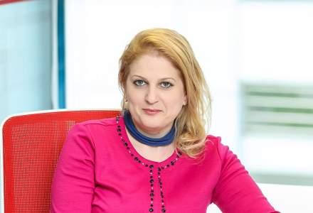 """(P) Daniela Vercellino, HR Director, Societe Generale Global Solution Centre: """"Diferitele culturi din organizația noastră ne fac să ne adaptăm mereu mediul de lucru și să sporim eficiența"""""""