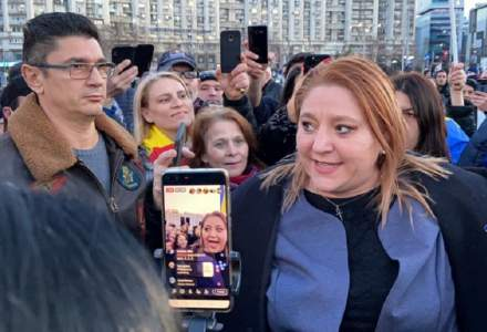 Surse Digi24: Ce amenzi îi așteaptă pe Diana Șoșoacă, George Simion și Claudiu Târziu, după protestul de luni