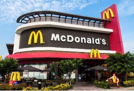 McDonald's pregateste un proces de rebranding: urmeaza un nou meniu si o remodelare a magazinelor