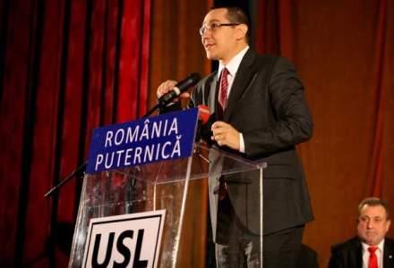 Datoriile USL: peste 2.200.000 de euro, in urma campaniilor electorale
