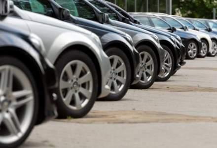 Înmatriculările de autoturisme noi în România au crescut în martie anul acesta