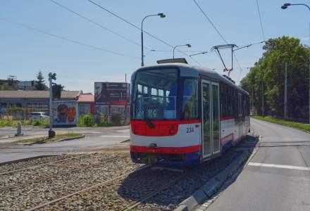 Iașiul lansează un tramvai care adună deșeuri electrice