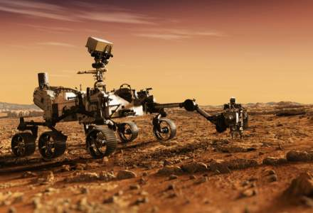 Primul elicopter va zbura pe Marte după 11 aprilie