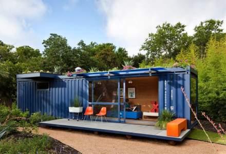 Casele container, soluția pentru a construi rapid - prețuri, avantaje și dezavantaje