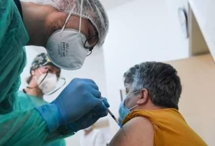 Câte persoane au fost vaccinate în ultimele 24 de ore