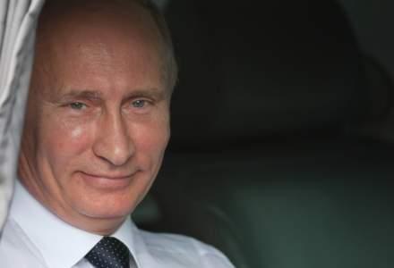 Rușii au votat: Vladimir Putin este cel mai atrăgător bărbat din țară