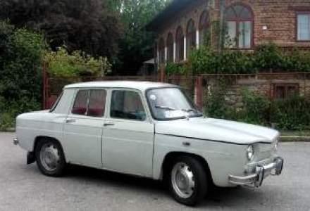 34 de masini Dacia au fost salvate de la Remat si transformate in vehicule istorice