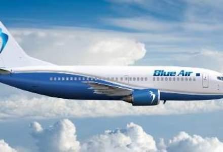 Blue Air introduce plata prin terminalele PayPoint