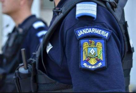 Jandarmeria va amenda organizatorii protestului din București