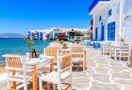 Un nou ajutor din partea Greciei pentru turism: 330 milioane de euro pentru restaurante și baruri
