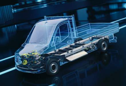 Mercedes-Benz va asambla noul eSprinter în SUA și Germania