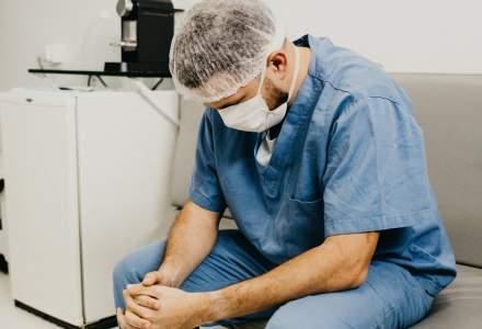 Studiu: 60% din medicii de la V. Babeș Timișoara sunt epuizați fizic și psihic