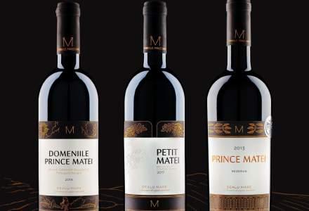 Domeniile Prince Matei: investiție de peste 10 milioane de lei în podgoria de la Dealu Mare