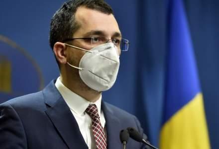 Voiculescu: Suntem încă departe de imunitatea colectivă