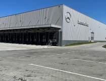 Mercedes-Benz a inaugurat un...