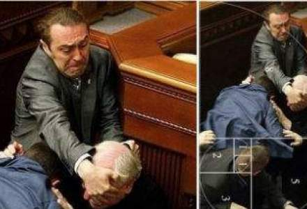 Bataie in parlamentul ucrainean, rupta din epoca renascentista