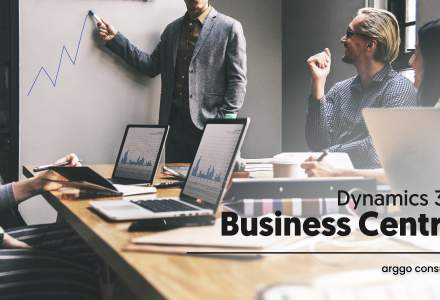 (P) Microsoft Dynamics 365 Business Central - acces constant la un sistem inteligent de management, disponibil de oriunde și oricând