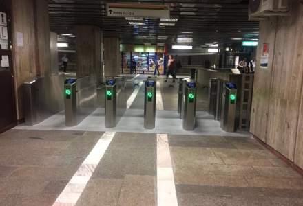 [VIDEO] Demolări cu scandal în stațiile de metrou