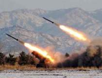 Explozii puternice la Donetk:...