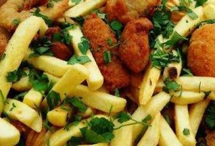 Bucurestenii se dau in vant dupa pesmet cu cartofi prajiti