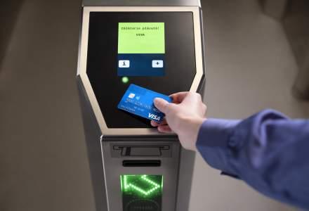 România, pe locul 3 în Europa la plata cu cardul în mijloacele publice de transport. Câte tranzacții efectuează românii în cele 15 orașe în care pot plăti cu cardul
