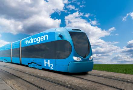 Francezii vor avea în curând trenuri cu hidrogen