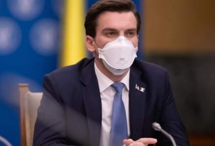 Andrei Baciu: România va primi 60.000 de doze Johnson&Johnson pe 15 aprilie
