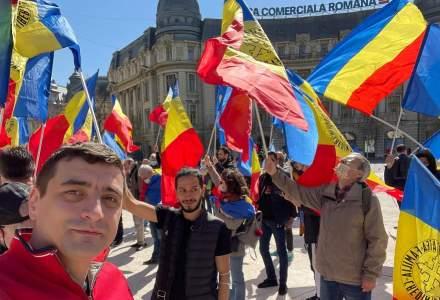 BREAKING: Noi proteste în București împotriva restricțiilor