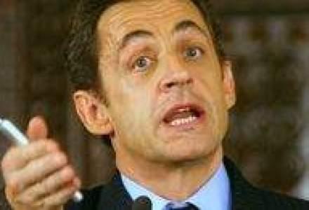 Bancile franceze accepta sistemul bonus-malus propus de Sarkozy