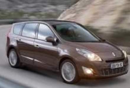 Renault va lansa in Romania in septembrie Renault Grand Scenic