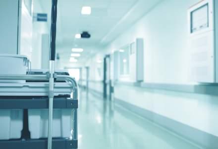 Pacienți de COVID din Sibiu, mutați în containere după reabilitare