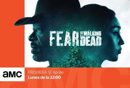 """(P) Episoade nou-nouțe din """"Fear The Walking Dead"""" vin pe AMC în fiecare seară de luni"""