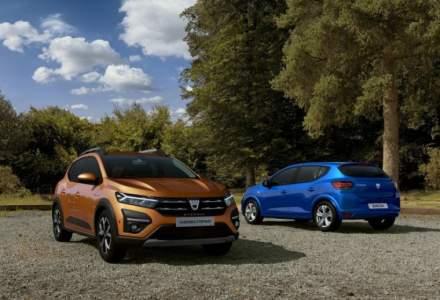 Dacia Logan și Sandero Stepway au primit 2 stele la testele de siguranță