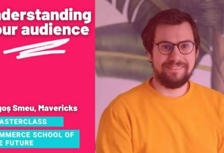 VTEX Commerce School of the Future Masterclass - cum înțelegi audiența în ecommerce? Video și resurse gratuite pentru descărcare