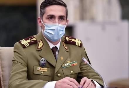 Valeriu Gheorghiță: Cel puțin 50% dintre români vor să se vaccineze