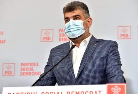 Marcel Ciolacu: PSD ia în considerare să facă grevă parlamentară