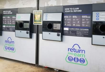 [VIDEO] Cum funcționează automatele de reciclare în Suedia