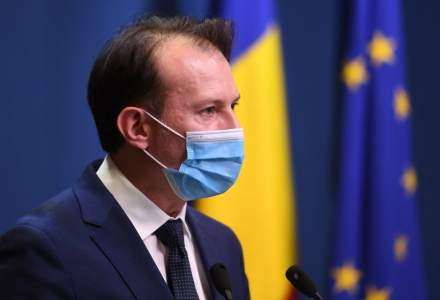 OFICIAL: Florin Cîțu l-a demis pe Vlad Voiculescu, Ministrul Sănătăţii