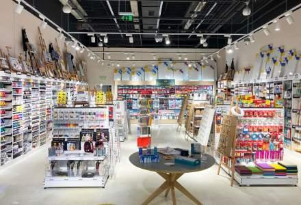 Un magazin de artă și hobby s-a deschis în București