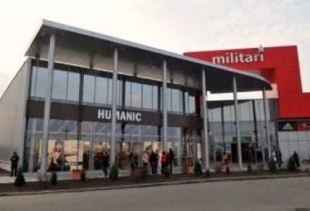 Militari Shopping Center, venituri in scadere de peste 12% in S1