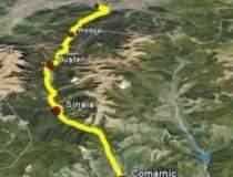 Trafic intens pe DN1 spre Brasov