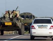 Armata ucraineana ataca un...