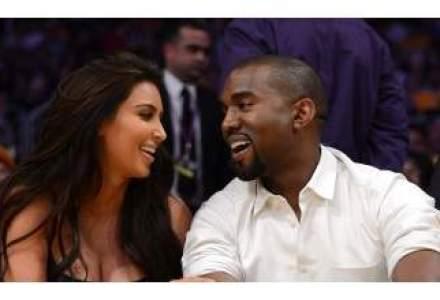Rapperul Kanye West vrea sa-i construiasca o catedrala de 5 mil. $ lui Kim Kardashian