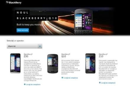 Vanzarile de smartphone-uri BlackBerry, crestere de 15% in T2