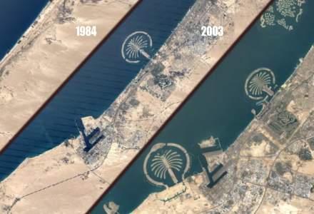 VIDEO | Vezi cum a evoluat pământul cu Google Earth time-lapse
