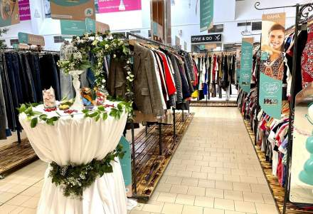 Programul Auchan pentru haine second hand ajunge și în Timișoara